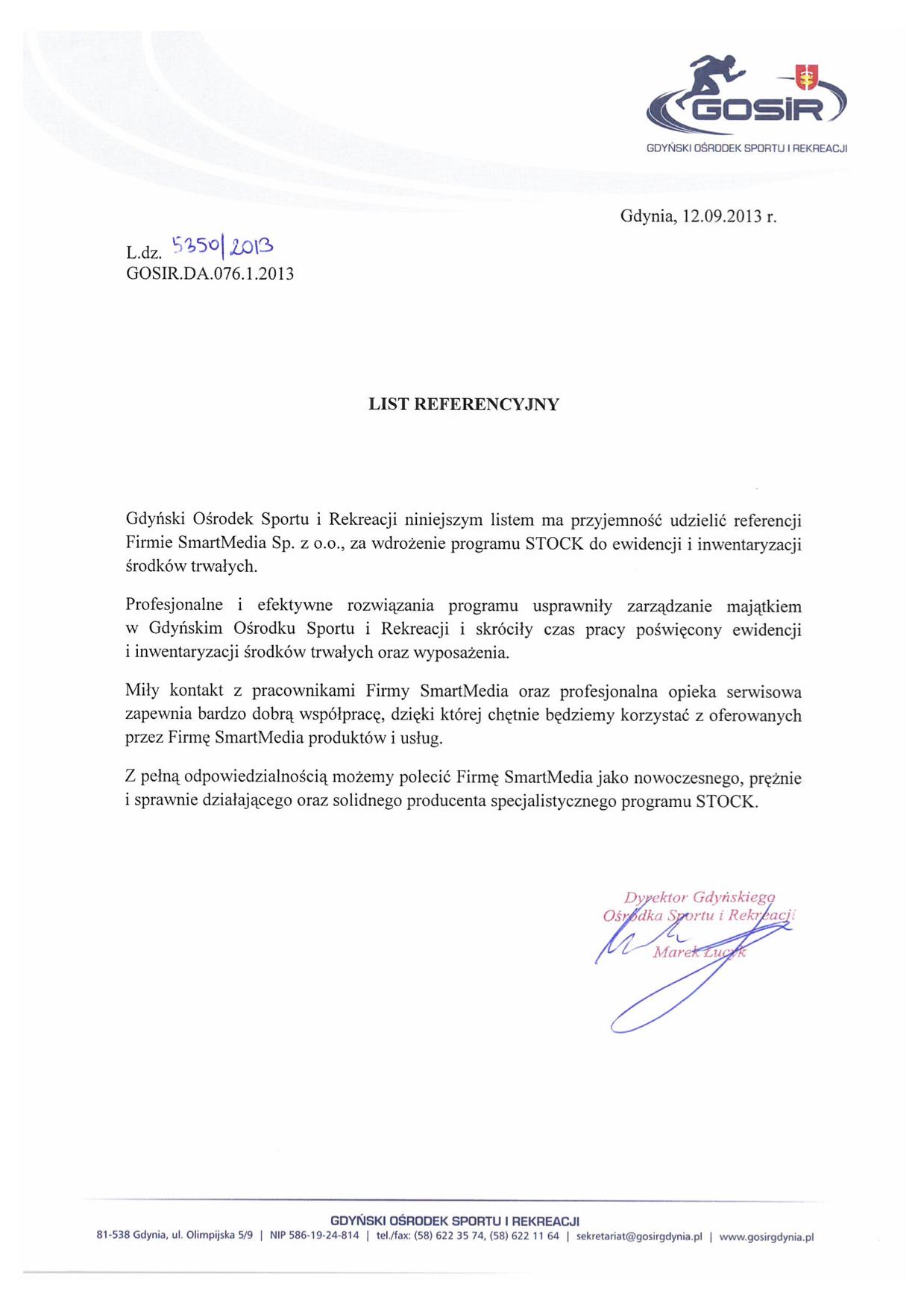 Gdyński Ośrodek Sportu i Rekreacji