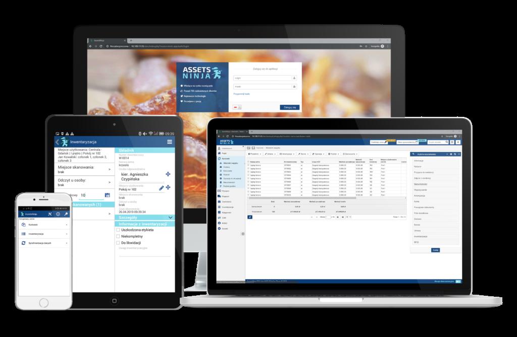 AssetsNinja - Desktop & Mobile